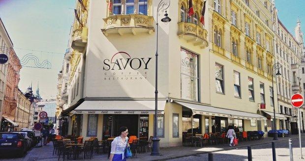 Osudové setkání v Savoyi