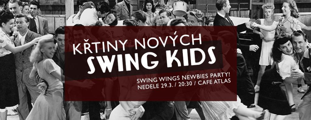 Křtiny Nových Swing Kids!