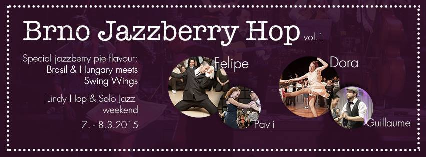 Jazzberry Hop – vol.1