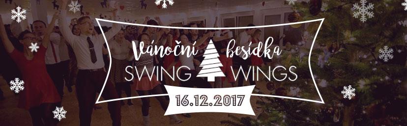 Vánoční besídka Swing Wings – 16.12.2017