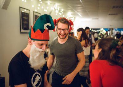 Vánoční besídka 15.12.2018   David Poul   www.davidpoul.cz